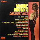 Maxine Brown's Greatest Hits [CD]