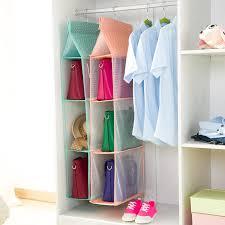 2019 bag hanging storage closet organizer tote bag storage organizer handbag holder from good co ltd 30 73 dhgate com