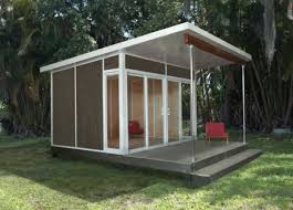 the best prefabricated outdoor home offices designs prefab office shed home design backyard office shed