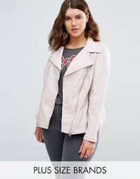 new look pink leather jacket plus look biker glittering