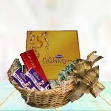 cadbury basket diwali gifts chandigarh india