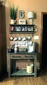 Coffee Stations For Office Coffee Station Furniture Medstaffpros Co