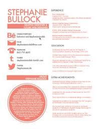 cute resume template