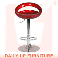 kitchen chairs for sale. New Kitchen High Chair Chrome Base ABS Bar Stool With Footrest Cafeteria Living Room Furniture For Sale-in Chairs From On Sale