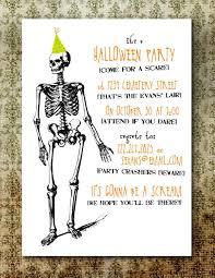 Free Online Halloween Invitations Printable Amazing Free Online