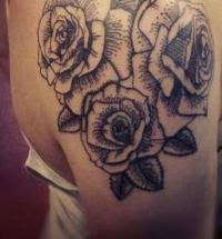 Tetování Květina Význam Co Tetování S Květinou Je Vhodné Pro Dívku