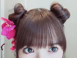 田中菜津美さんのインスタグラム写真 田中菜津美instagram変な髪型した