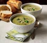 blue stilton soup
