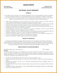 Cv Account Senior Account Manager Resume Sample Template Key National Cv