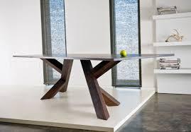 modern furniture dining room. Modern Furniture Circular Dining Table Oak Wood Kitchen Room