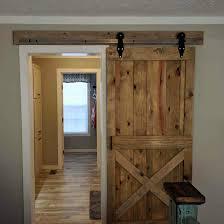 rustic sliding barn doors fine custom carpentry craftsmanship .