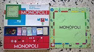 MONOPOLI IN LIRE GIOCO VINTAGE EG EDITRICE I in 90146 Palermo für 29,00 €  zum Verkauf