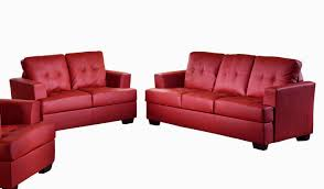 red leather reclining sofa. Red Leather Sofa Reclining L