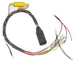 mercury wiring harness iboats wiring diagram technic cdi electronics mercury marine 414 0220a 2 cannon plug engine mercury wiring harness