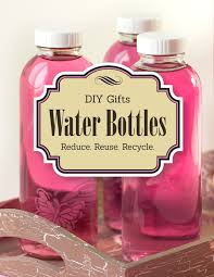 Water Bottles To Decorate DIY Etched Water Bottle Diy holiday gifts DIY Christmas and 39