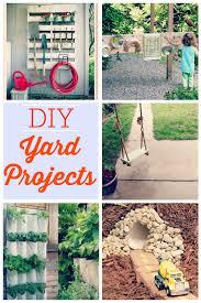 Diy Yard Projects Diy Yard Project Ideas Southern Savers