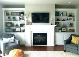 fireplace built ins cost