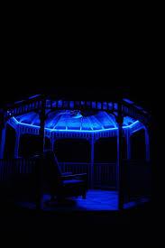 Led Lighted Pergola Gazebo Led Net Lights Gazebo Lighting Gazebo Backyard Gazebo