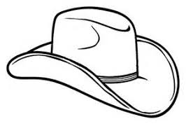 Small Picture Ideas Collection Cowboy Hat Coloring Page With Proposal Shishita