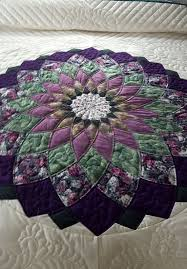 26 best Giant dahlia images on Pinterest | Amish quilts, Dahlias ... & Here is another of Ruths Giant Dahlia quilt pattern, which as become one of  our Adamdwight.com