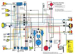 honda xr200 wiring diagram honda wiring diagrams