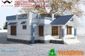 Small Picture Beautiful Modern Kerala House Design 3 BHK