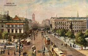 Berlino Alexanderplatz Immagine gratis - Public Domain Pictures
