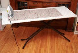 How to make a big ironing board for quilting - a little crispy & How to make a big ironing board for quilting Adamdwight.com