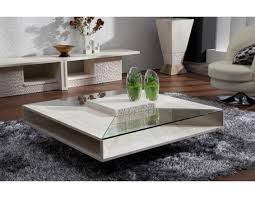 large square glass coffee table dimensions
