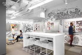 office design firm. project equator design location chicago standout at a packaging firmu0027s graphically charged studio walls sport mismatched picture frames and office firm