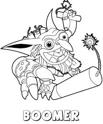 Skylanders Swap Force Coloring Pages Printable Color Pages Coloring
