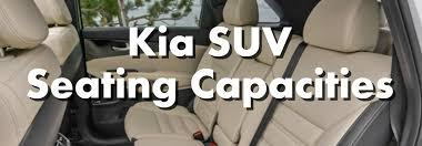 families of all sizes will find a kia suv model to match their needs find the cur kia suv models and their seating capacities listed below to help you