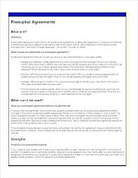 prenup samples free prenuptial agreement template prenup download sample california