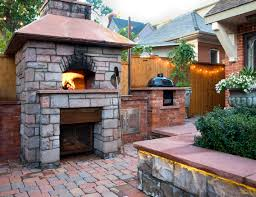 Pizza Oven Outdoor Kitchen Colorado Real Estate Broker Project Management Pallavicini