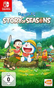 Doraemon Story of Seasons - [Nintendo Switch] : Amazon.de: Games