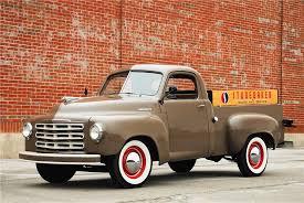 1950 STUDEBAKER HALF-TON PICKUP - Barrett-Jackson Auction Company ...