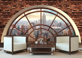 Fototapete New York Durchs Fenster Online Bei Poco Kaufen