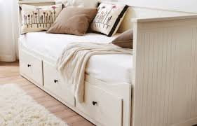 day beds ikea home furniture. Amazing HEMNES Day Bed W 3 Drawers 2 Mattresses White Moshult Firm 80x200 Throughout Beds Ikea Home Furniture H