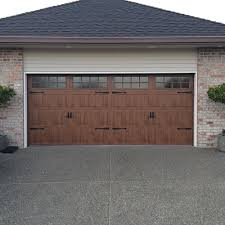photo of patrick s garage door vancouver wa united states clopay door with