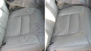 car interior upholstery and trim repair