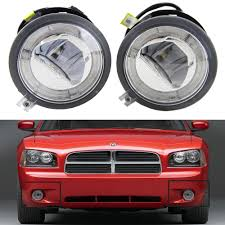 2004 Chrysler Pacifica Fog Lights 12v Oem Bumper Fog Lights Drl Led Daytime Running Light For Town Chrysler Pacifica Sebring Caravan Charger Caliber Avenger Bulbs