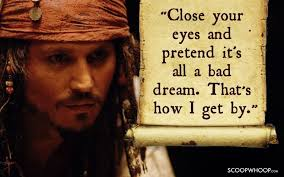 Pirates Of The Caribbean Quotes 100 Memorable Quotes By Captain Jack Sparrow That Made Us Fall In 2