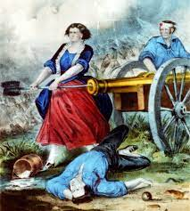 Mary Hays (American Revolutionary War) - Wikipedia