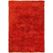 chandra tulip red yellow 5 ft x 8 ft indoor area rug
