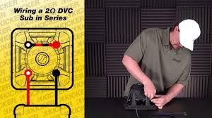 dual 1 ohm wiring diagram boulderrail org Dual 1 Ohm Sub Wiring Diagram subwoofer wiring one 2 ohm dual voice coil sub in series fair 1 ohm wiring dvc 1 ohm wiring diagram