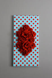 flower wall art on 3d wall art decor diy with 25 creative diy wall art projects under 50 that you should try