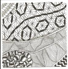 Official Zentangle Patterns Awesome Decorating Ideas