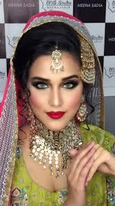 best indian bridal makeup artist stani bridal expert toronto bridal best makeup artist