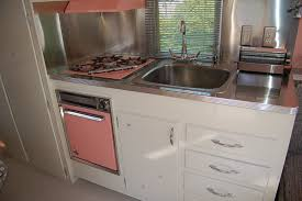 renovate your home design with unique vintage stainless steel kitchen cabinet and