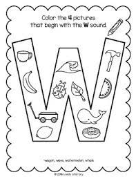 Children should understand letter identification to move on to sound/symbol relationships. Lively Literacy Letter Sound Of The Week Phonics Worksheets W Tpt